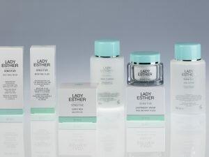 Sensitive serie voor de droge,gevoelige huid