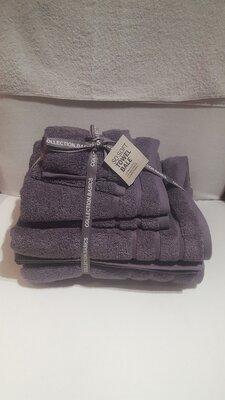 Handdoeken-set Taupe