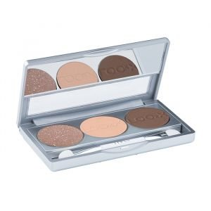 Eyeshadow box natural eyes