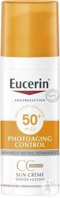 Eucerin Sun  getint - Photoaging Control CC med SPF 50