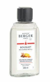 Bouquet Refill Orange de Canelle Kruidig en Warm navulling 200 ml