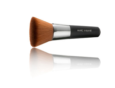 BRUSH MARC INBANE (korte steel)  Kabuki brush