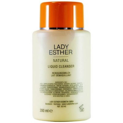 Natural Liquid Cleanser  200 ml