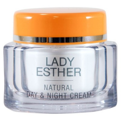 Natural Day & Night Cream  50 ml