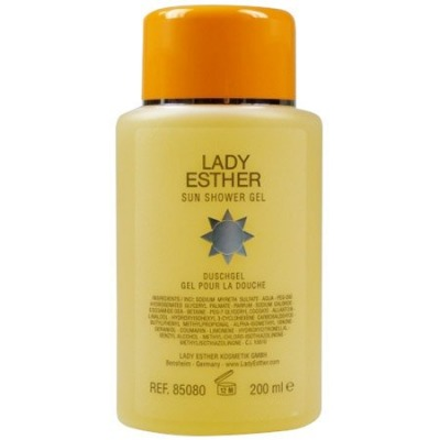 Sun Shower Gel - 200 ml