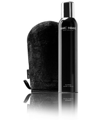 NATURAL TANNING SPRAY MARC INBANE 200 ml in geschenkverpakking + gratis paraplu