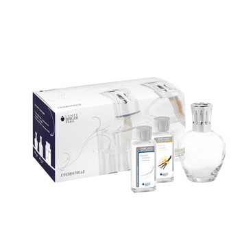 Divera Beauty Essentielle Ronde Set Berger Salon Starter Lampe VGMULqzSp